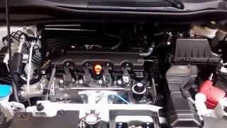 Engine Start | i-VTEC SOHC FlexOne 1.8 16v - Honda HR-V LX