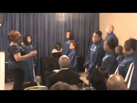 United Youth Choir, Sunday, July 21, 2013