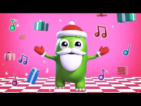 Песенка про Новый год. Сина и Ло - Музыкальные мультики для детей