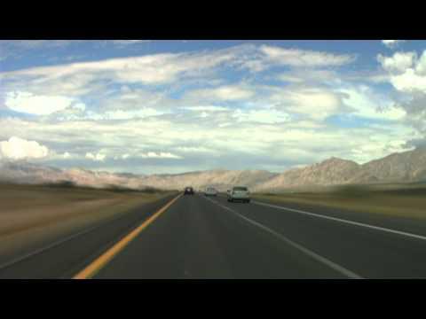 2011-07-31 From Las Vegas NV to Grand Canyon North Rim AZ 16x Timelapse