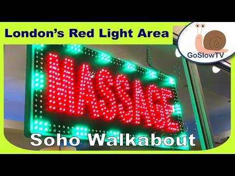 Soho London Red Light Area | Saturday Evening | Walking London | UK | Slow TV | (2018) | Episode 8
