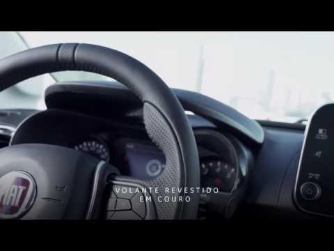 Chegou o Fiat ARGO! Você não dirige, você sente!