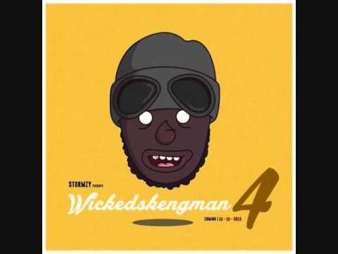 Stormzy - WICKEDSKENGMAN PART 4 (STUDIO VERSION) W/LYRICS