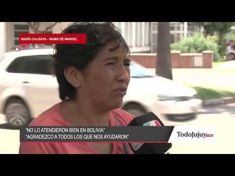 Desgarrador relato de la mamá del jujeño accidentado en Bolivia: No recibió atención