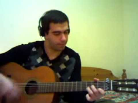 Justin Timberlake - Losing my way - how to play guitar - Petros