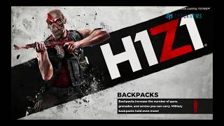 Exclusive H1Z1 PS4 Gameplay