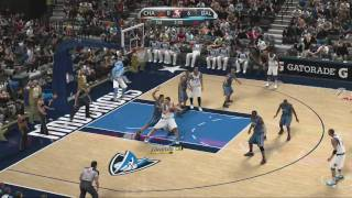 NBA 2K10 - Training Video #1