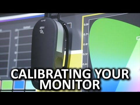 How to Calibrate a Monitor For Photography | Monitor Color