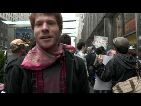 May Day 2012 Immigrant Worker Justice Throwdown | Occupy Wall Street Video