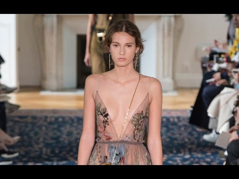 VALENTINO Full Show Spring Summer 2017 Paris by Fashion Channel
