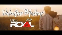 Valentine Mashup 2020 – Best Of Valentines Love Mashup By VDJ Mahe | Bollywood Song HD | #LoveZone