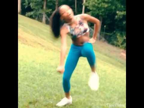 SUPA PEACH - ( whip dance & bobby Shmurda ) LETS GET IT
