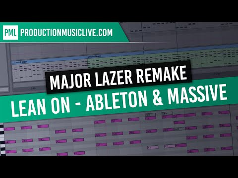 Piano lean on piano chords major lazer : Detail for Lean On Maj