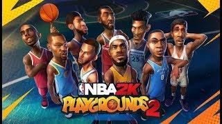 NBA 2K Playgrounds 2 mit Etienne, Donnie, Sandro & Dennis H.