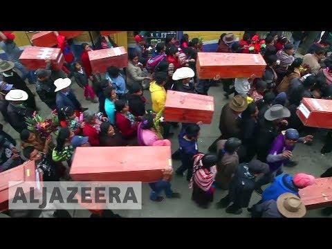 Guatemala: Bereaved Indigenous families get closure