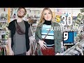 $30 THRIFT STORE OUTFIT CHALLENGE !!