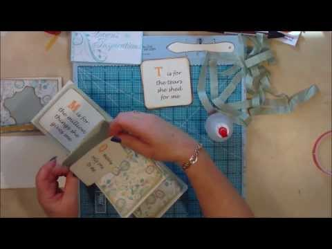 Star Mini Book Tutorial Part 3