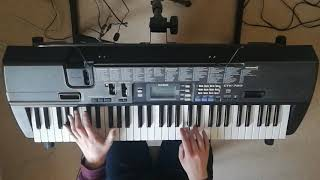 Gigi D'Agostino - L'Amour Toujours (Keyboard Cover)