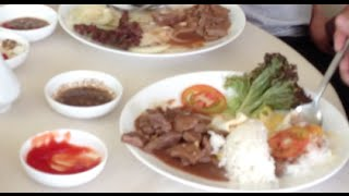 Lunch time at ISL Modern Apartment and Hotel Restaurant | Phnom penh food
