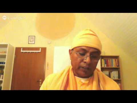Discourse on Bhakti Yoga: A Hangout with Swami Baneshannanda