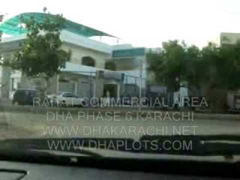 RAHAT COMMERCIAL PHASE 6 DHA DEFENCE KARACHI PAKISTAN PROPERTY REALESTATE