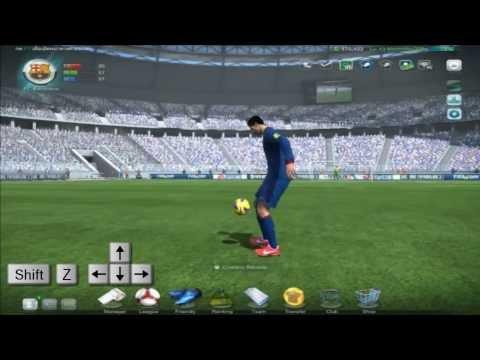 วิธีเดาะบอล FIFA ONLINE 3 (HD)