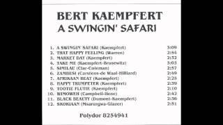 BERT KAEMPFERT A SWINGIN