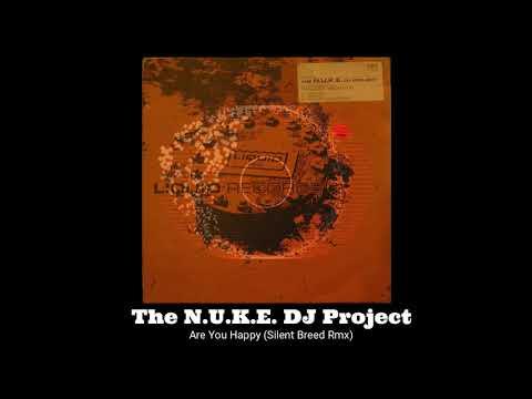 The N.U.K.E.  DJ Project -  Are You Happy (Silent Breed Rmx) [Liquid Rec.]  (1998)