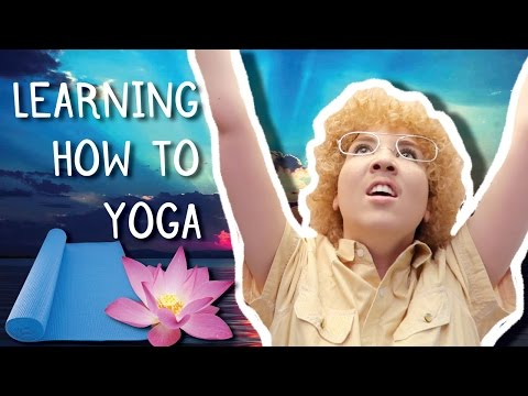 Learning How To Yoga
