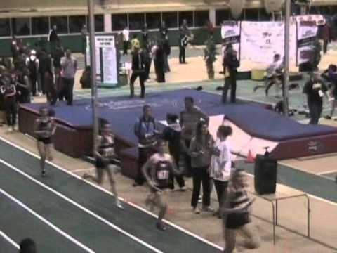 2011 CIS Track & Field Womens 4x800m - 3-11-11