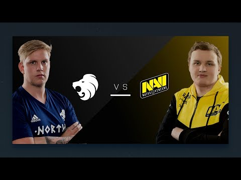 CS:GO - North Vs. NaVi [Mirage] - Round 3 Group B - Dallas Finals - ESL Pro League Season 5
