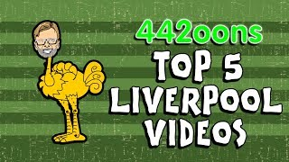 442oons: TOP 5️⃣ Liverpool Videos So Far!