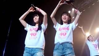 ช่วงที่สมาชิก NMB48 อนุญาติถ่าย รูป หรือ VDO ได้มี 2 เพลง ได้แก่ 1....