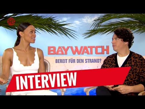 BAYWATCH   mit Jon Bass und Ilfenesh Hadera