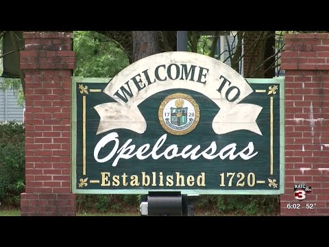 First day in office for new leaders of Opelousas
