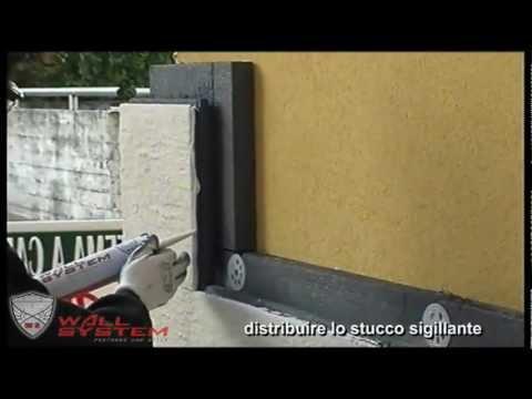 Wall system pannelli isolanti fai da te cappotto corazzato - Pannelli decorativi fai da te ...