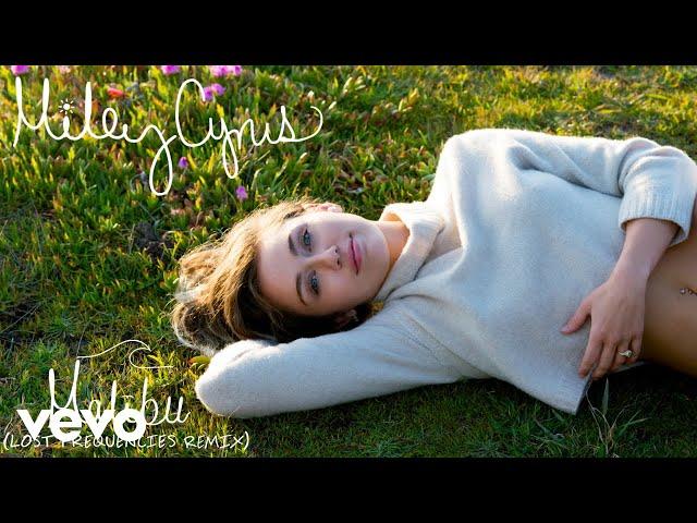 Miley Cyrus - Malibu (Lost Frequencies Remix) (Audio)