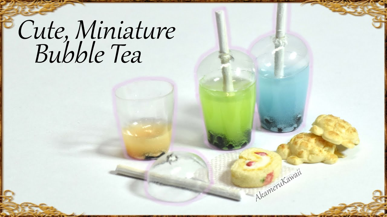 Unicorn drink charm kawaii resin pendant Miniature food tiny cocktail