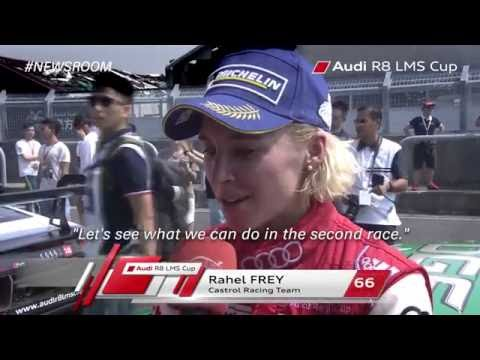 Round 9 Highlights in Taiwan| Audi R8 LMS Cup 2016