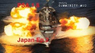 Pacific Storm Allies 1 8 Japan Ep 2