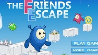 The Friends Escape Level1-24 Walkthrough