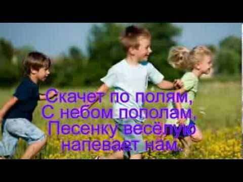 Театр песни Талисман Веселая песенка.mp4