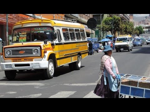 COPACABANA AND LA PAZ (Bolivija)  - My Trip 2016 HD