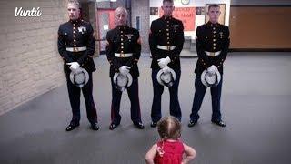 Murió salvando a 4 soldados. Mira lo que hicieron por su hija
