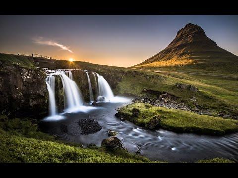ICELAND - FROZEN PARADISE (DRONE 4K)