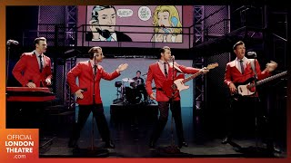 Jersey Boys | New 2021 West End Trailer