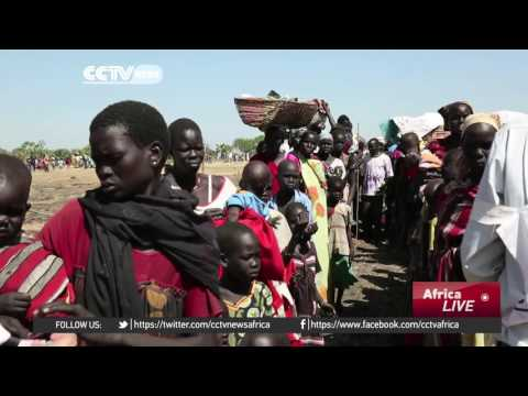 South Sudan urges aid agencies to resume assistance