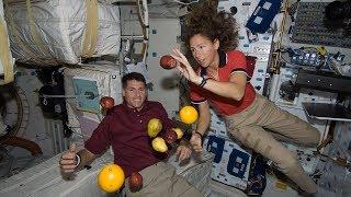 अंतरिक्ष में जीना है कितना मुश्किल | How do Astronauts Live in Space | astronaut life