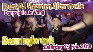 Dorpshuis De Vang - Benningbroek Aftermovie