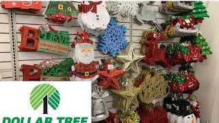 DOLLAR TREE HOLIDAY EDITION AND NEW FINDS!! SHOP WITH ME!!!